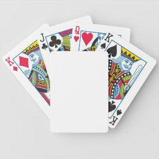 Jeux de poker personnalisés cartes à jouer