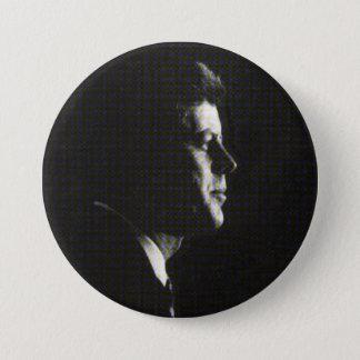 JFK pour toujours Badge