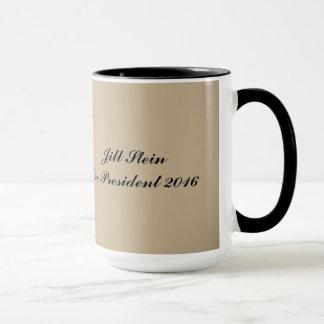 Jill Stein pour le président 2016 Mugs