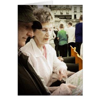 JIM et Betsy Carte De Vœux