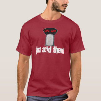 JIM et eux sur l'Aire T-shirt