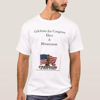JIM Gilchrist pour le congrès T-shirt