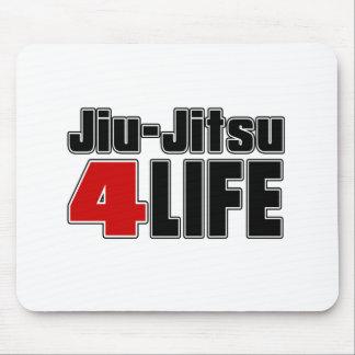 Jiu-Jitsu pendant la vie Tapis De Souris