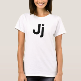 Jj helvetica t-shirt