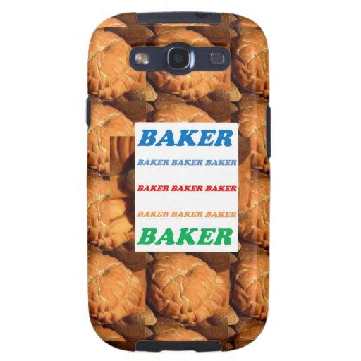 JO d'AMUSEMENT de glace de pâtisserie de gâteau de Coque Samsung Galaxy S3