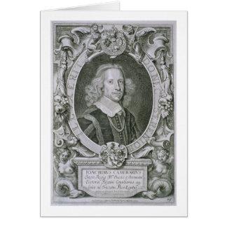 Joachim Camerarius, 'de défectuosité de DES Hommes Carte De Vœux