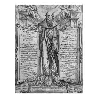 Joachim de Flora Cartes Postales