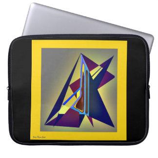 J'obtiens votre angle protection pour ordinateur portable