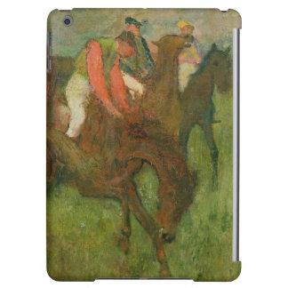 Jockeys d'Edgar Degas |, 1886-90