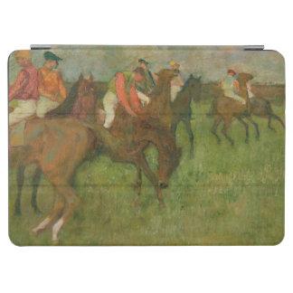 Jockeys d'Edgar Degas |, 1886-90 Protection iPad Air