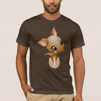 Joey dans le T-shirt de poche