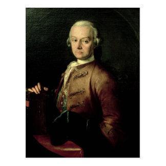 Johann Georg Leopold Mozart Carte Postale