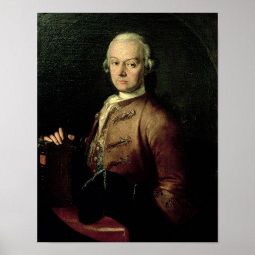 Johann Georg Leopold Mozart Affiches