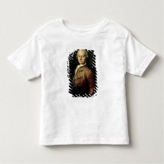 Johann Georg Leopold Mozart T-shirt Pour Les Tous Petits
