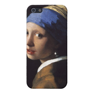 Johannes Vermeer, fille avec une perle Earing Coque iPhone 5