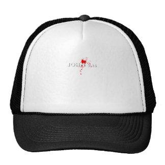 John 316 casquette de camionneur