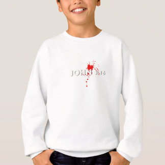 John 316 sweatshirt