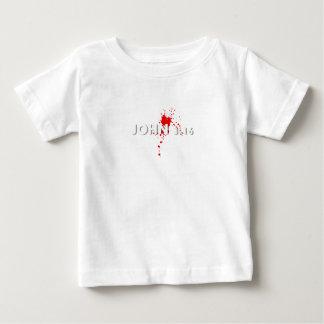 John 316 t-shirt pour bébé