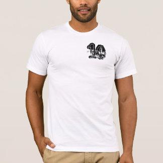John Acquaviva 10 - T-shirt d'édition limitée