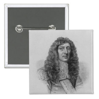 John Aubrey, gravé par Charles Éden Wagstaff Badges