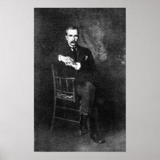 John Davison Rockefeller Poster