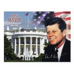 John F. Kennedy - trente-cinquième président des É Cartes Postales