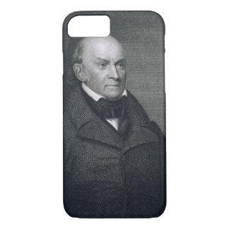 John Quincy Adams, gravé par John Wesley Paradis Coque iPhone 7