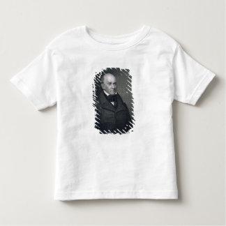 John Quincy Adams, gravé par John Wesley Paradis T-shirt Pour Les Tous Petits