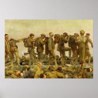 John Singer Sargent - ivre Posters
