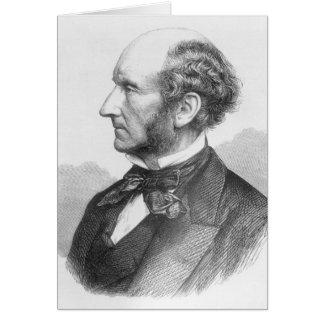 John Stuart Mill Carte De Vœux
