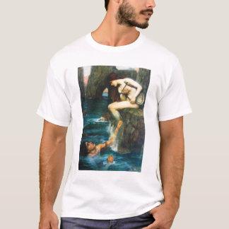 John William Waterhouse le T-shirt de sirène