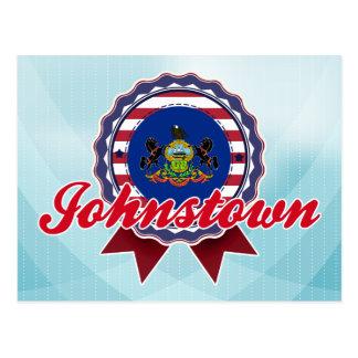 Johnstown, PA Carte Postale