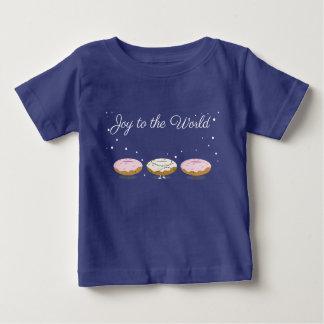 Joie au T-shirt de bébé des butées toriques | du
