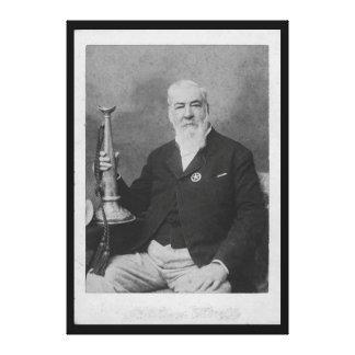 Joie Cartwright, inventeur d'Alexandre de Jr. de Toiles Tendues