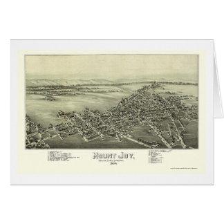 Joie de bâti, carte panoramique de PA - 1894