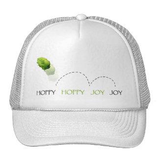 Joie de houblon de houblon de joie casquettes de camionneur