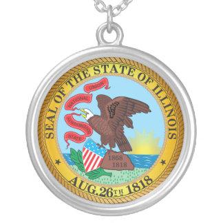 Joint de l'état de l'Illinois Collier