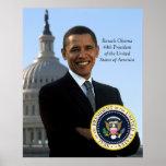 Joint de Pres de portrait et de fonctionnaire de Posters
