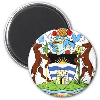Joint de ressortissant de l'Antigua et des Barbade Aimant