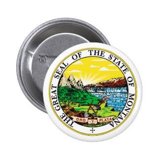 Joint d'état du Montana Badge