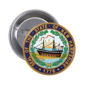 Joint d'état du New Hampshire Badges