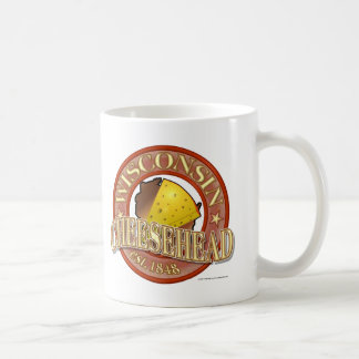 Joint du Wisconsin Cheesehead Mug