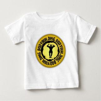 Joint intéressant de culturisme t-shirt pour bébé