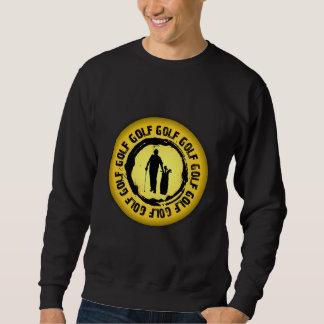 Joint intéressant de golf sweatshirt