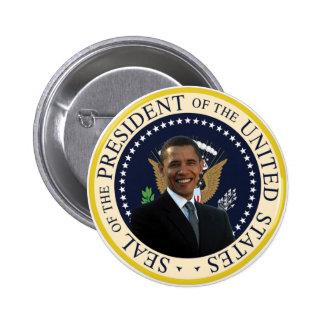 Joint présidentiel d'Obama Badge