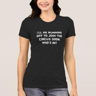 Jointure du cirque -- T-shirt Funnies