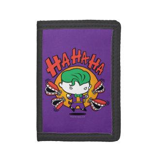 Joker de Chibi avec des dents de jouet