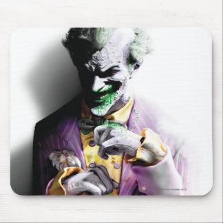 Joker de la ville | de Batman Arkham Tapis De Souris