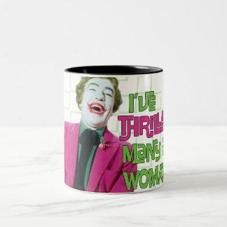 Joker - frisson tasse 2 couleurs