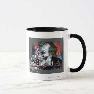 Joker - il y a d'abondance fausse avec moi ! tasses